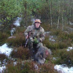 Nika Jagtrejser har specialiseret sig i konkurrencedygtige jagtrejser til Polen